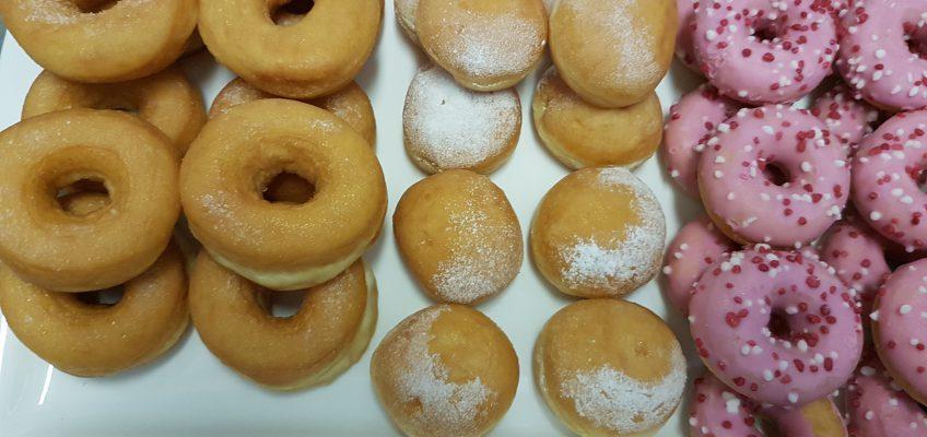 Donuts, Ciambelle e bomboloncini by Tre Marie